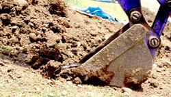 プラスティックカード(バーコード印字)利用した建設発生土受け入れ管理システム